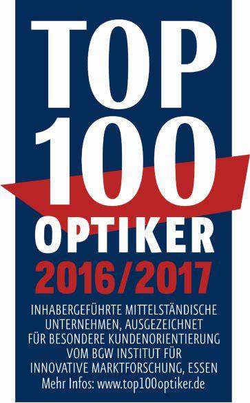 Top 100 Optiker