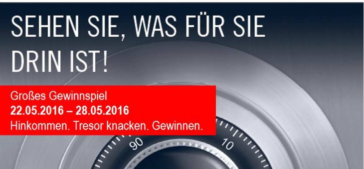 Gewinnspiel: Erlebnistage bei Optik Firmenich in Rheinbach