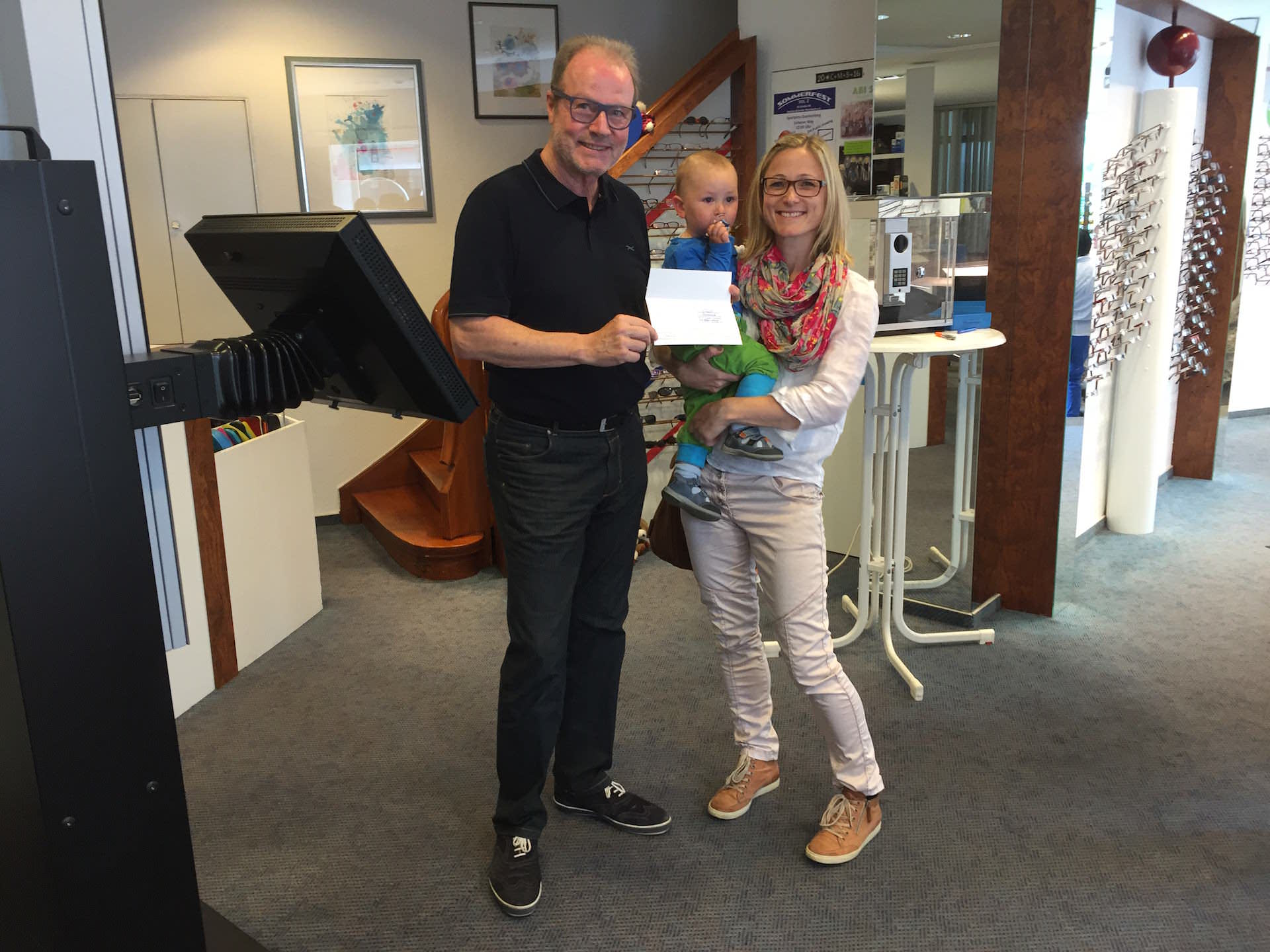 1. Platz: Sonja Waffenholz - 200 € Gutschein