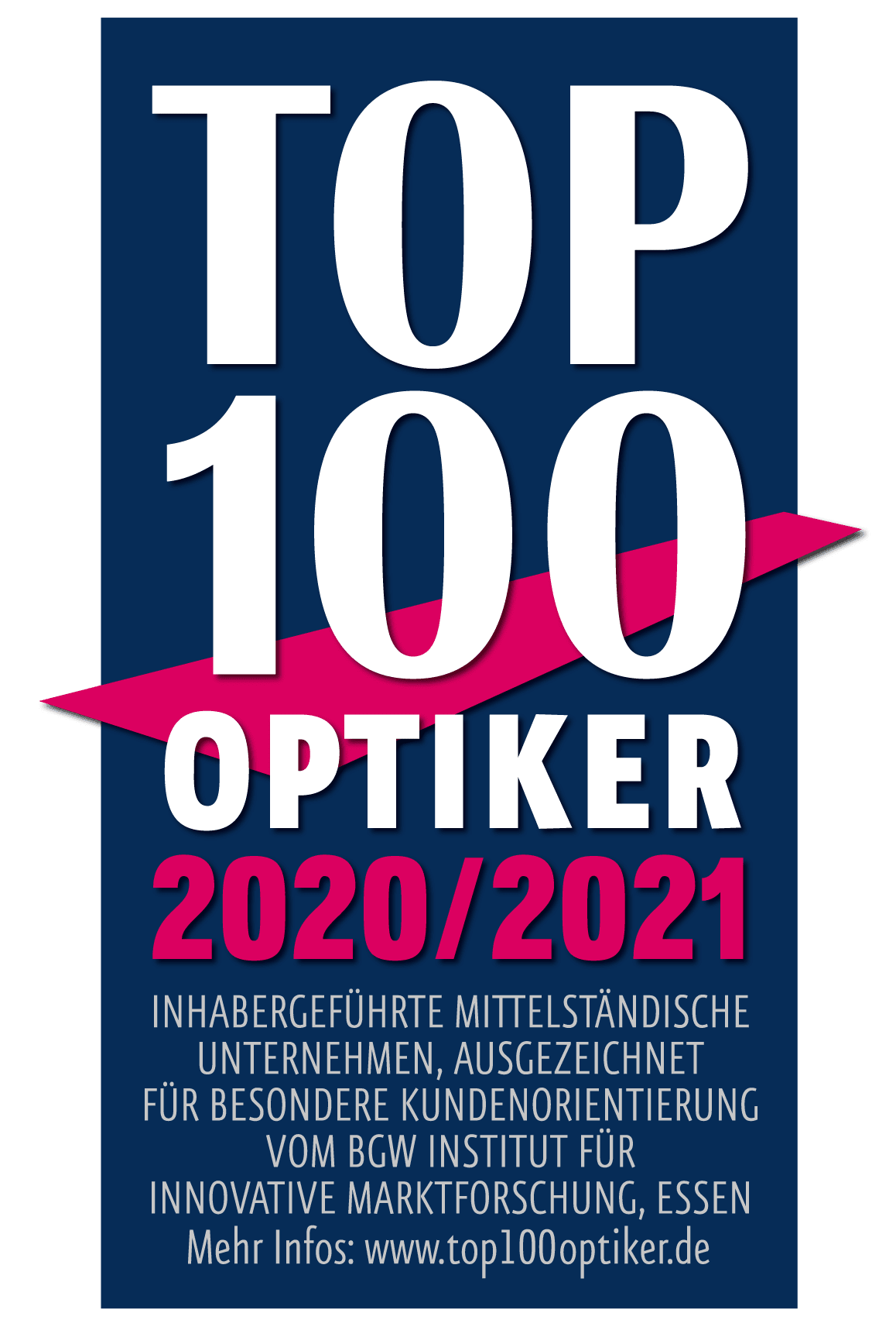 Top 100 Optiker